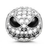 """Little Monster"" 925 Sterling Silver Bead Charm"